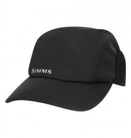 Simms Gore-Tex Infinium Wind Cap - Black - L/XL