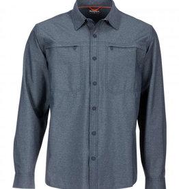 Simms M's Prewett Stretch Woven LS Shirt -