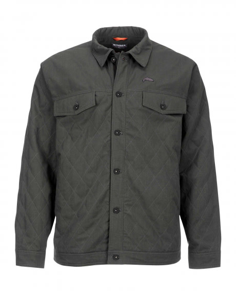 Simms M's Dockwear Jacket - Carbon -