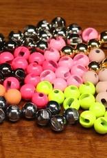 Hareline Dubbin Spawn's Super Tungsten Slotted Beads -
