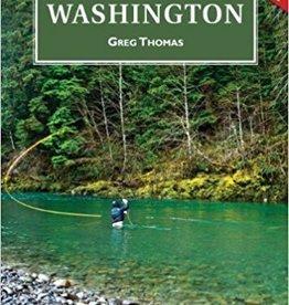 Angler's Book Supply Fly Fishing Guide To Washington - Thomas