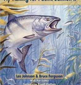 Angler's Book Supply Fly Fishing for Pacific Salmon II - Johnson