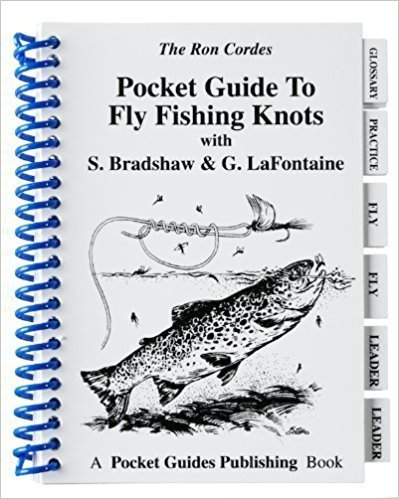 Angler's Book Supply Pocket Guide To Fly Fishing Knots