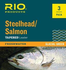 RIO Salmon Steelhead Leader (3 Pack) 9' -