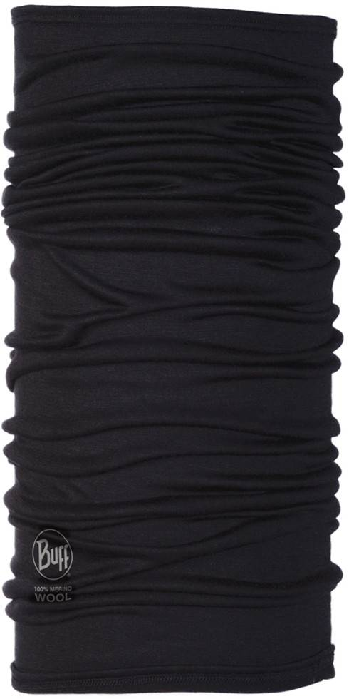 Wool BUFF Fishing Black