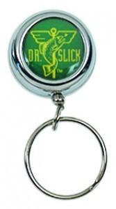 Dr. Slick Retractor, Steel Cord - Green