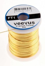 Veevus French Oval Tinsel -