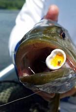 Flymen Fishing Company Double Barrel Popper Head,