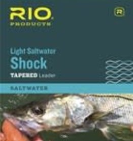 RIO Light Saltwater Leader 16#/15# Shock
