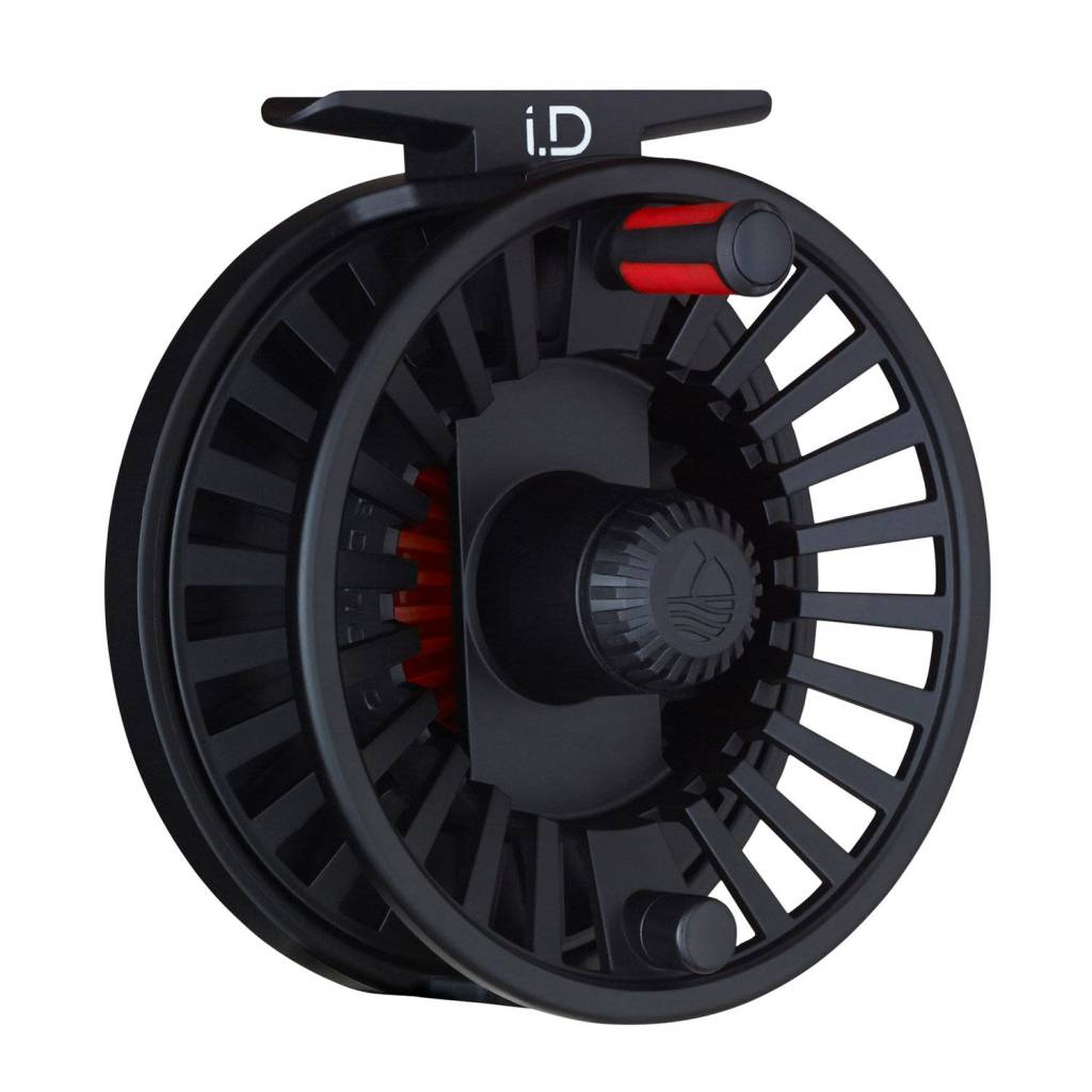 Redington i.D. Reel, Black -