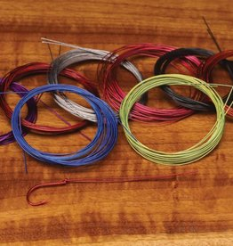 Hareline Dubbin Intruder Trailer Hook Wire -