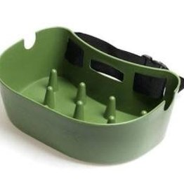 Linekurv Stripping Basket - Green