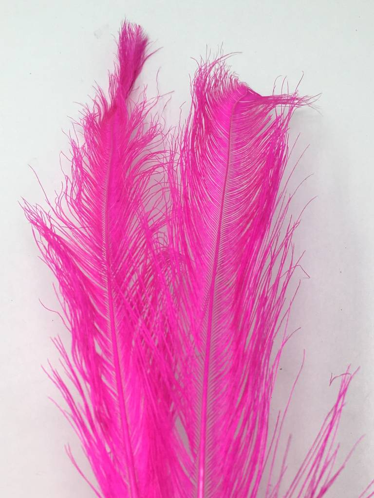 Fish Hunter Rhea Tail Plumes -