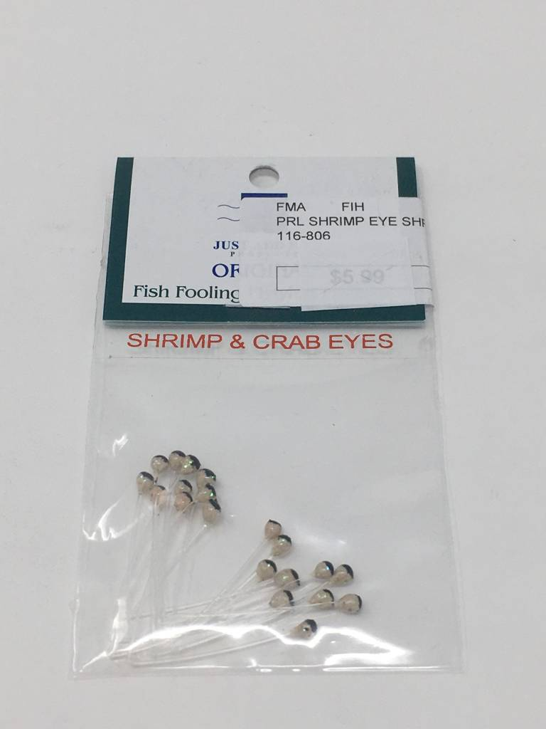 Fish Hunter Pearl Shrimp Eyes -