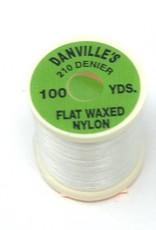 Fish Hunter Flat Wax Nylon 100 -