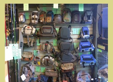 Fishing Packs & Vests
