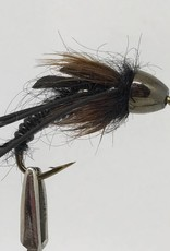 Double Bead, Cone Head Stonefly Nymph -