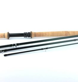 C.F. Burkheimer 7139-4 Custom Classic Spey Rod (Matte Black)