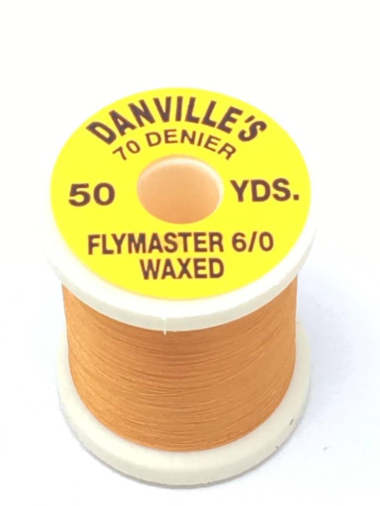 Fish Hunter Danville FlyMaster 6/0, 70 Denier 50 yds. (A - O) -