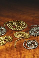 Hareline Dubbin Bead Chain Eyes-