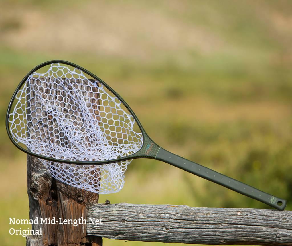 fishpond Nomad Mid-Length Net Original