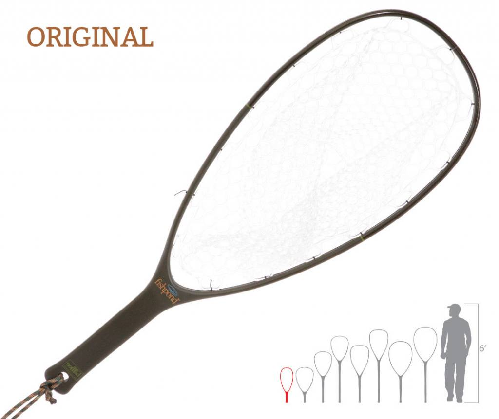 fishpond Nomad Native Net -