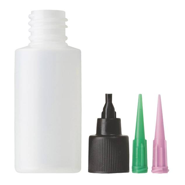 Loon Applicator Bottle Cap And Needles