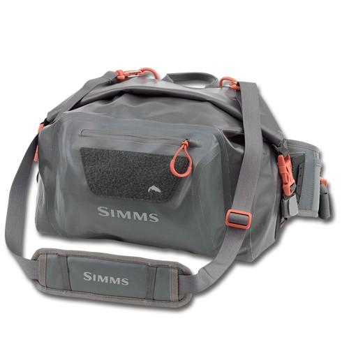 Simms Dry Creek Hip Pack - Gunmetal