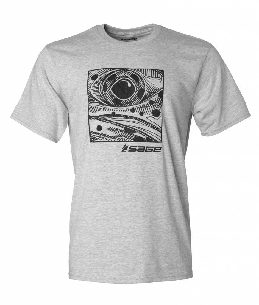 Sage Fish Eye Trout Shirt