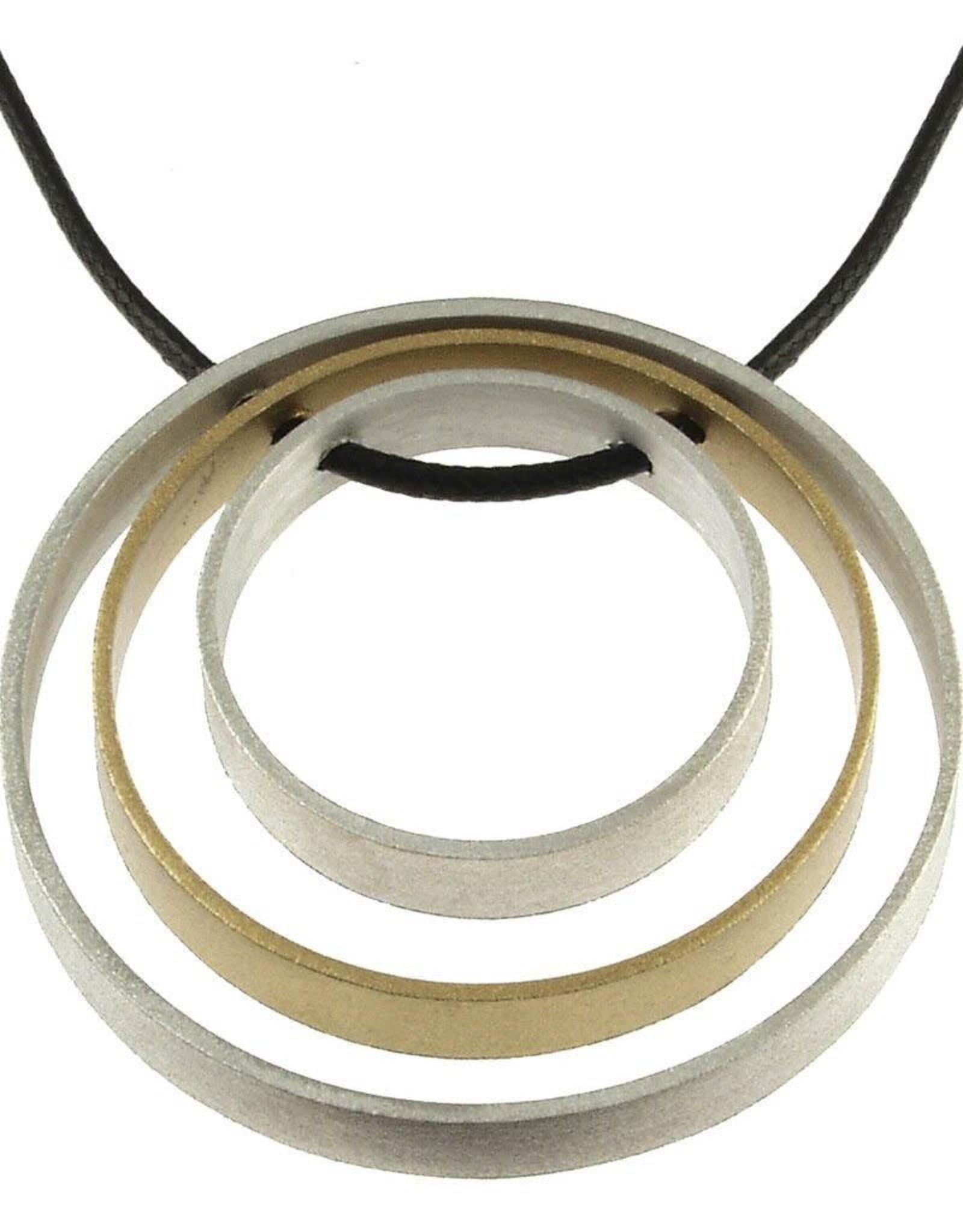 ORIGIN 3 Tubes Necklace