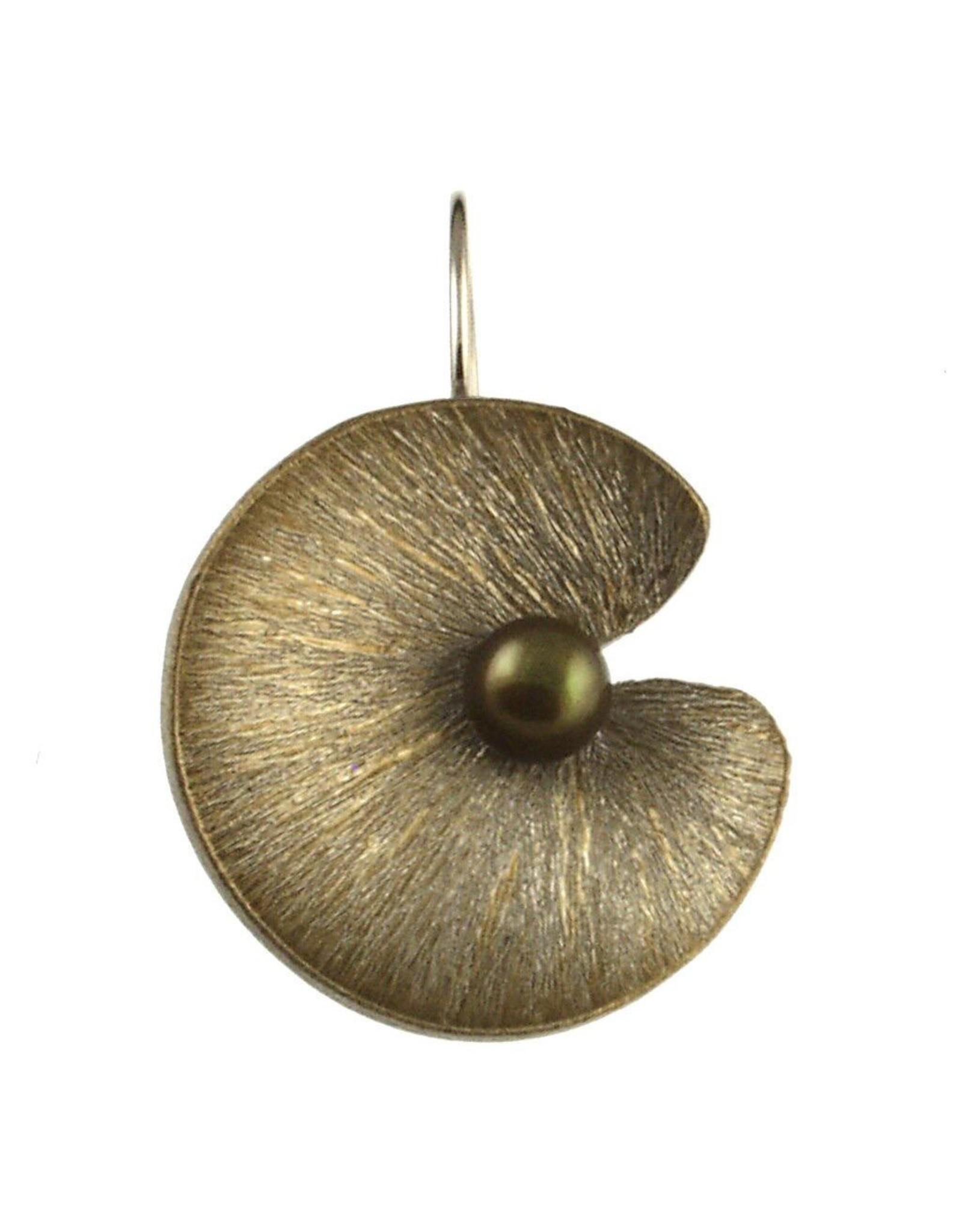 ORIGIN Flower w/Prl Earring