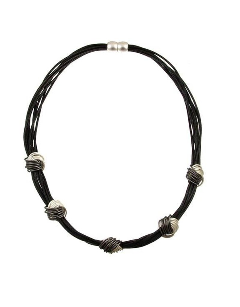 ORIGIN Corded Matte Necklace