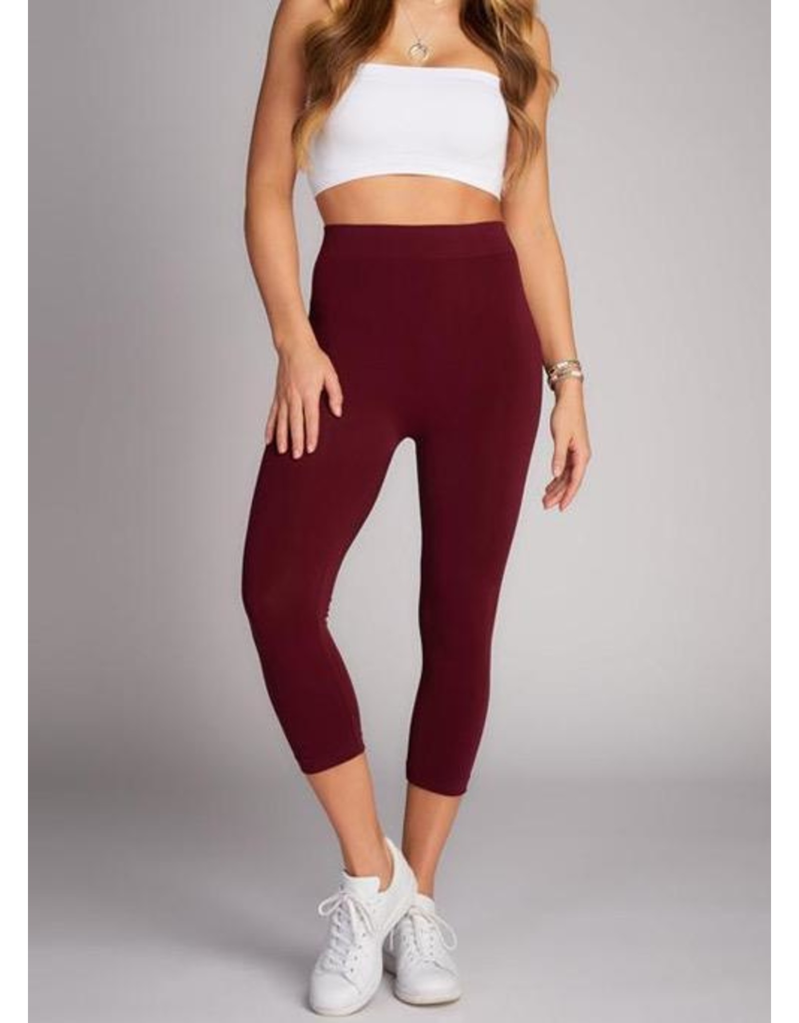 C'est Moi/ Coast to Coast Trading 3/4 Bamboo Leggings