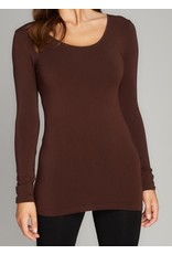C'est Moi/ Coast to Coast Trading Long Sleeve Bamboo Top