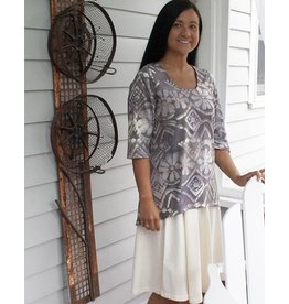 Su Placer Monica Tunic
