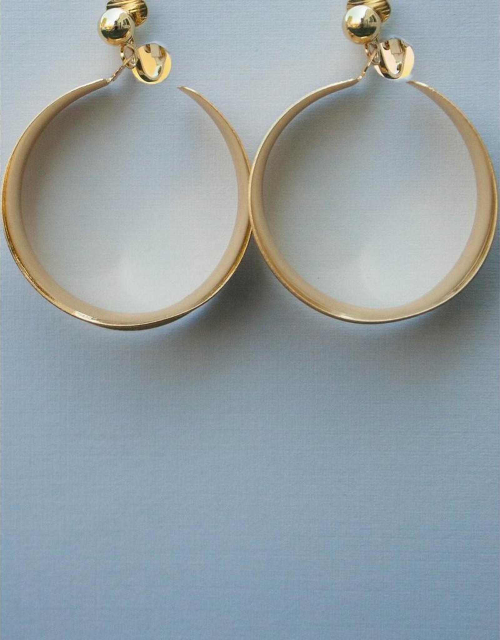 John Michael Richardson Clip Earring