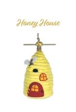 dZi Wild Woolie Birdhouse
