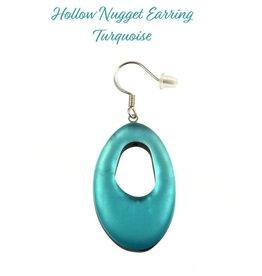 ORIGIN Hollow Nuggets Earring