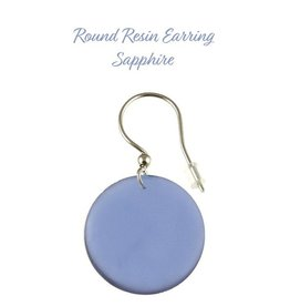 ORIGIN Round Resin Earring