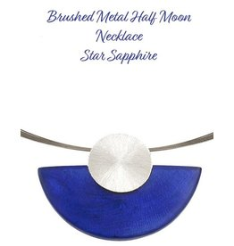 ORIGIN Half Moon Necklace