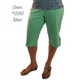 Su Placer Capri Pants