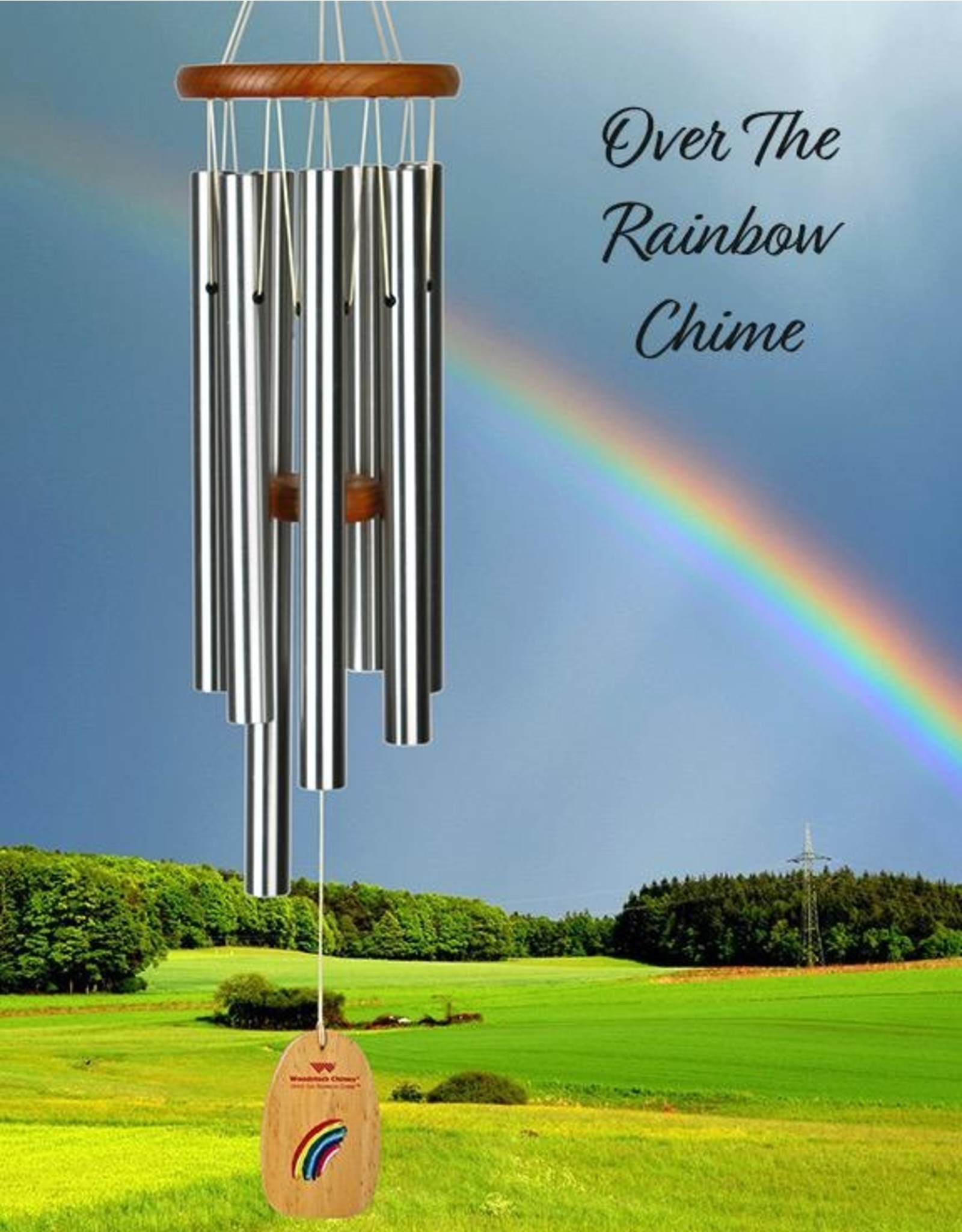 Woodstock Percussion Over the Rainbow Chime