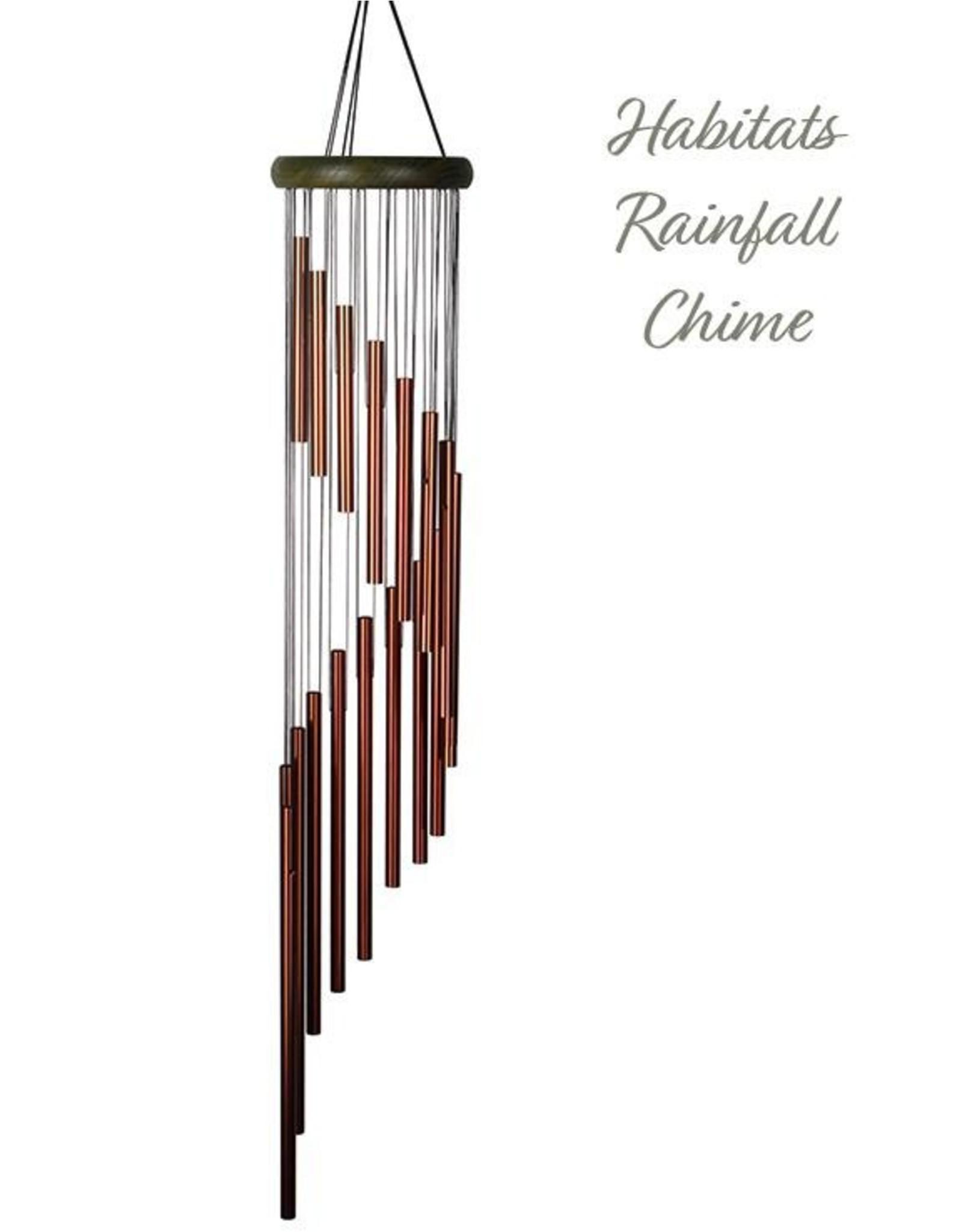 Woodstock Percussion Habitats Rainfall Chime