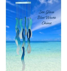 Woodstock Percussion Sea Glass Chime