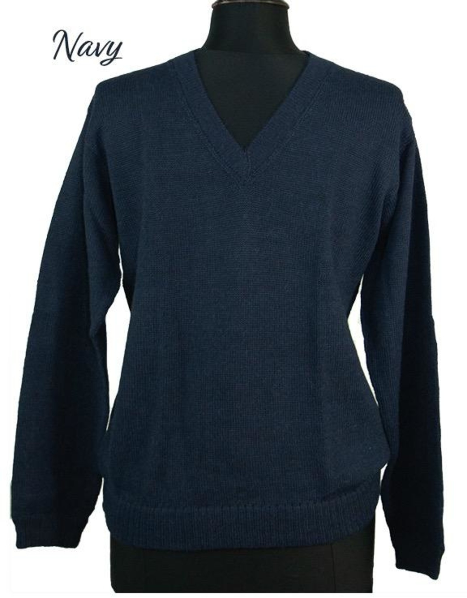 The Sweater Venture Lightweight V-Neck Alpaca Pullover