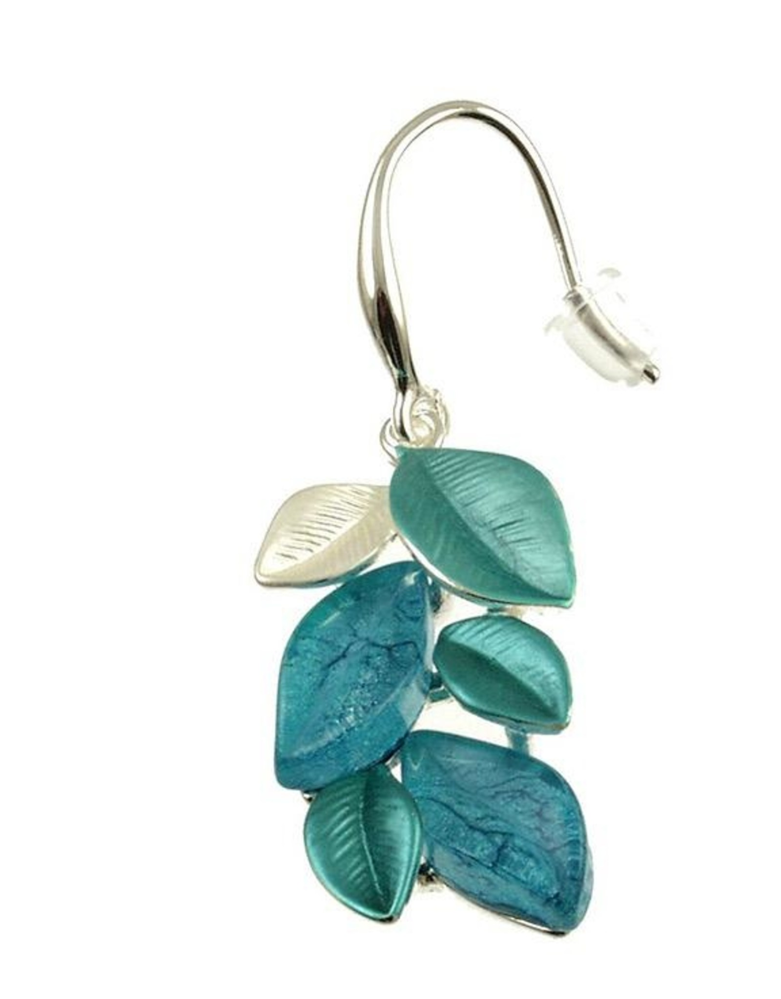 ORIGIN Matte Leaf Cluster Earring
