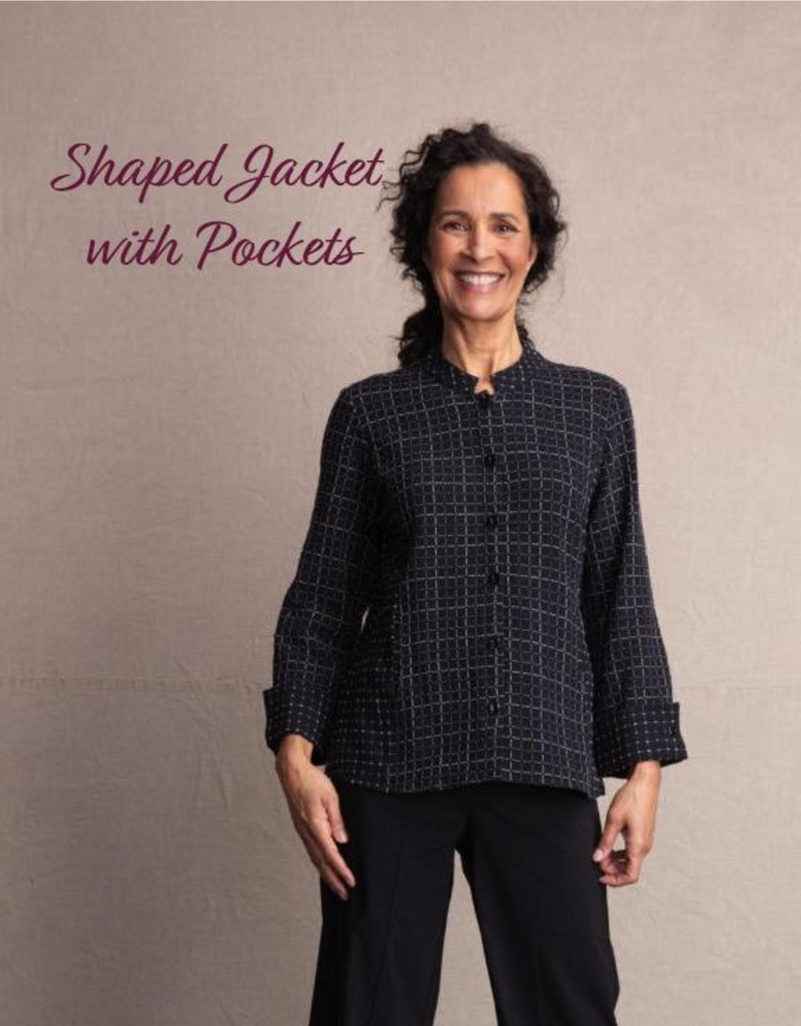 Habitat Shaped Jacket w/Pockets