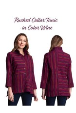 Habitat Ruched Collar Tunic