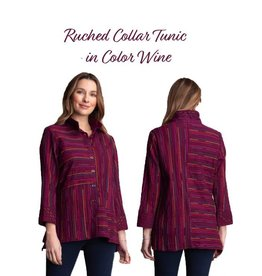 Habitat Ruched Collar Tunic