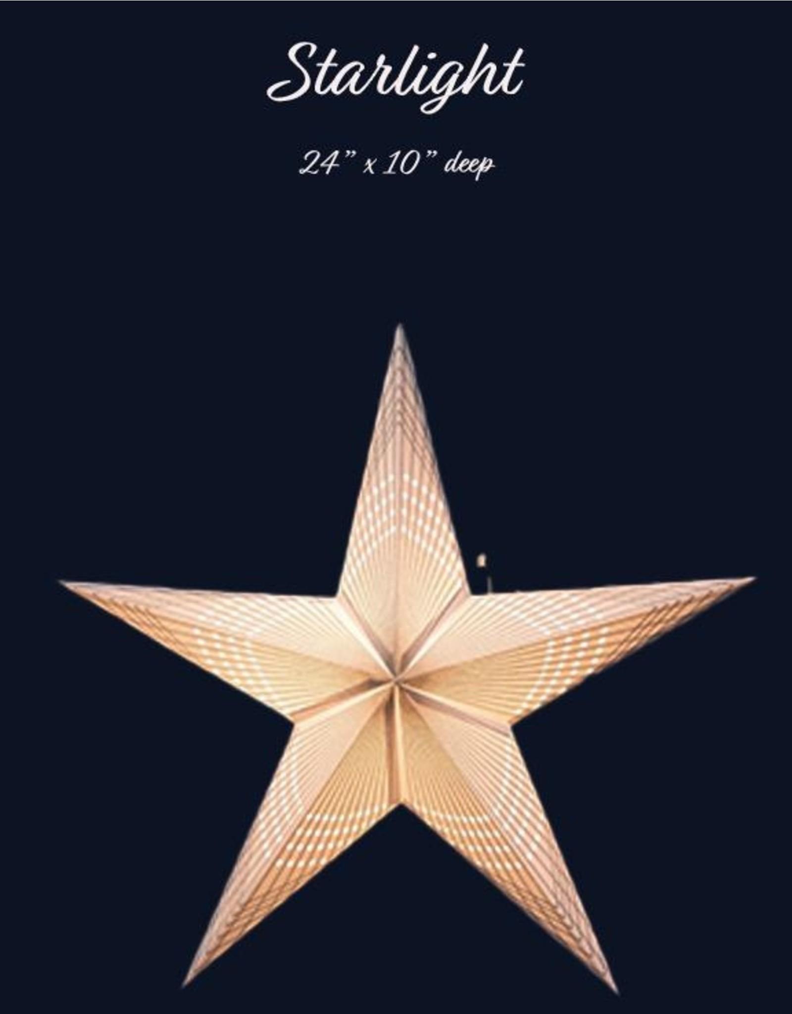 Art Deco Starlight White-Gold